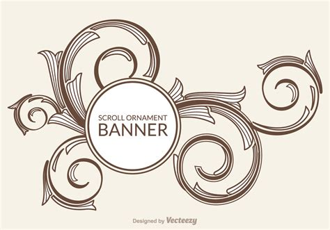 printable banner scroll pin scroll banner on pinterest