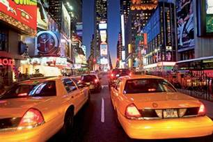 Times Square Wall Mural giant wallpaper wall mural new york times square yellow taxi themed