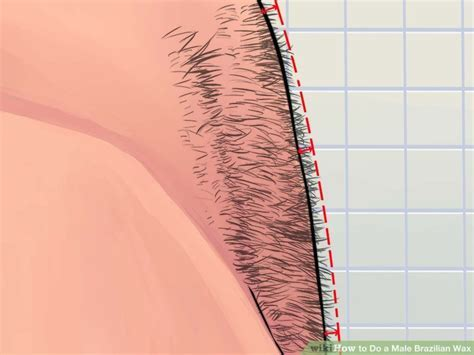 How to Do a Male Brazilian Wax (with Pictures)   wikiHow