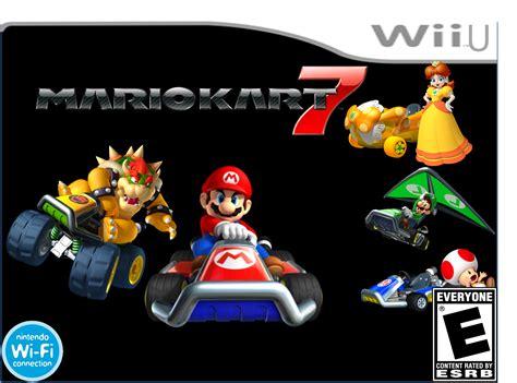 Nintendo Wii U Mario Kart 8 593 by Image Mario Kart 7 Wiiu Png Fantendo The