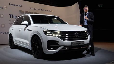 2019 Vw Touareg Tdi by 2019 Volkswagen Touareg V8 Tdi R Line 2019 2020 Volkswagen