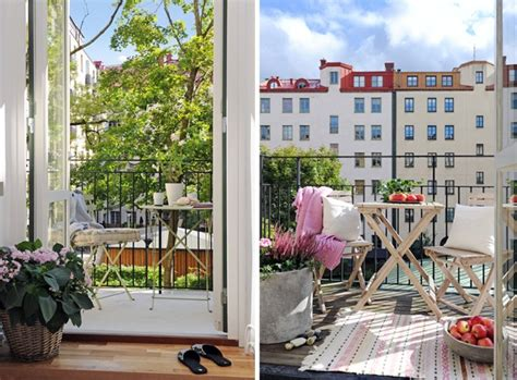 small apartment sweden archives arquitectura balcony archives cupcakes for breakfast