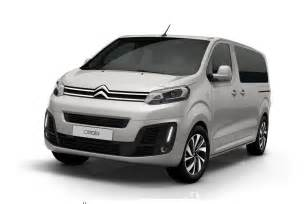 Peugeot Or Citroen These Are The New Peugeot Traveller Citroen Spacetourer