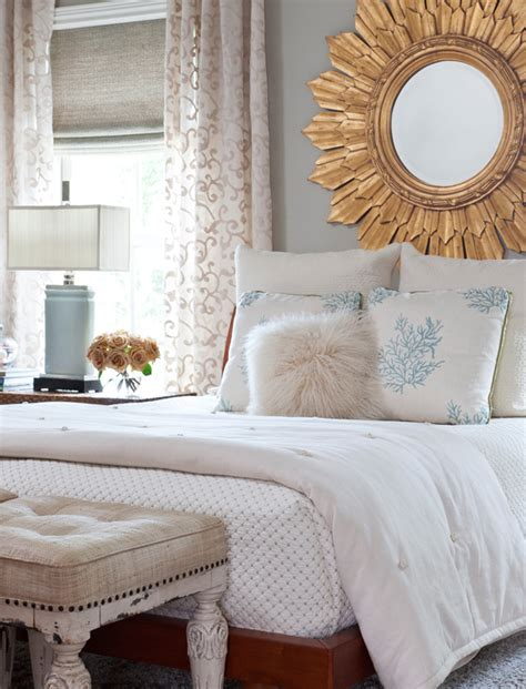 Mirrors As Headboards Mirrors In Replace Of Headboards Design Indulgences