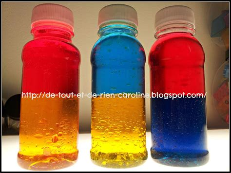 how to make a color mixing sensory bottle preschool inspirations 25 fantastic discovery bottle ideas red ted art s blog