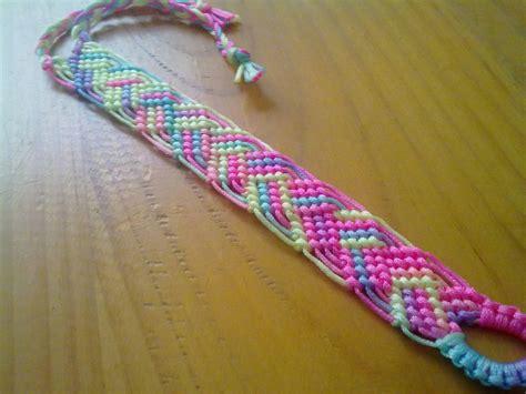 friendship bracelet with diy leaf friendship bracelet tutorial beesdiy