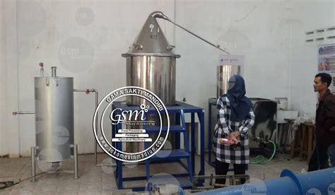 Mesin Destilasi Minyak mesin destilasi minyak toko mesin gama sakti
