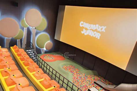 cinemaxx surabaya movie theatre meets indoor playground at cinemaxx junior