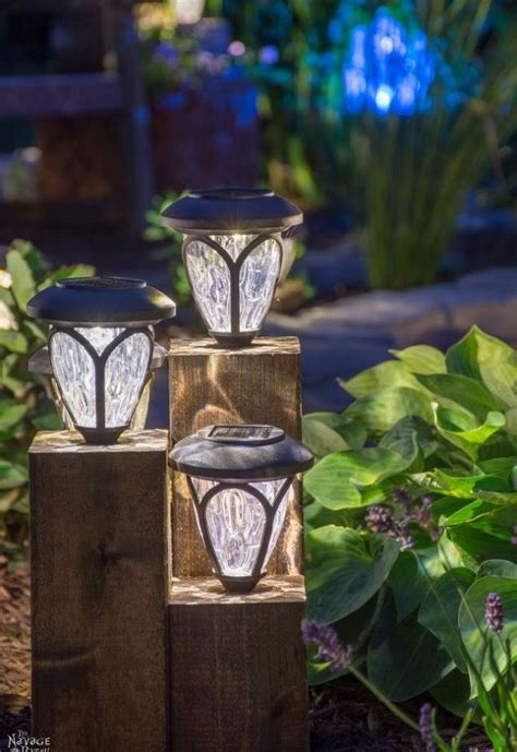 Landscape Lighting Diy 30 Clever Diy Ideas For The Outdoors Diy