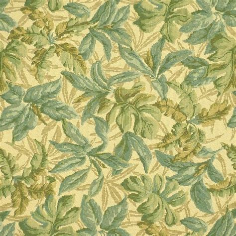 Upholstery Fabric Tropical by Robert Allen Fabric Garden Tropic 117944 Tropical