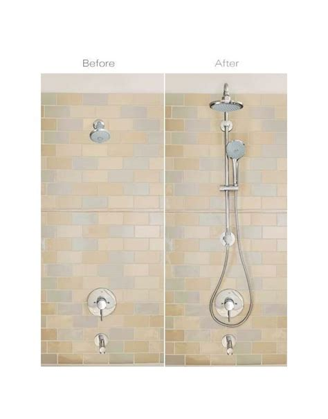 add shower head to bathtub faucet faucet com 26125000 in starlight chrome by grohe