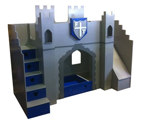 Kids Knight Castle Bed Designer Kids Beds Childrens Novelty Bunk Bed