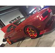 Dwight Howard's Flash Themed Dodge Challenger SRT Hellcat
