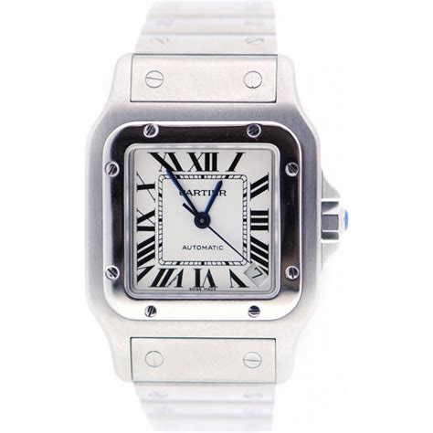 cartier mens cartier santos automatic watches from