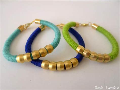 Unique Handmade Jewelry Ideas - 16 unique diy handmade jewelry ideas newnist