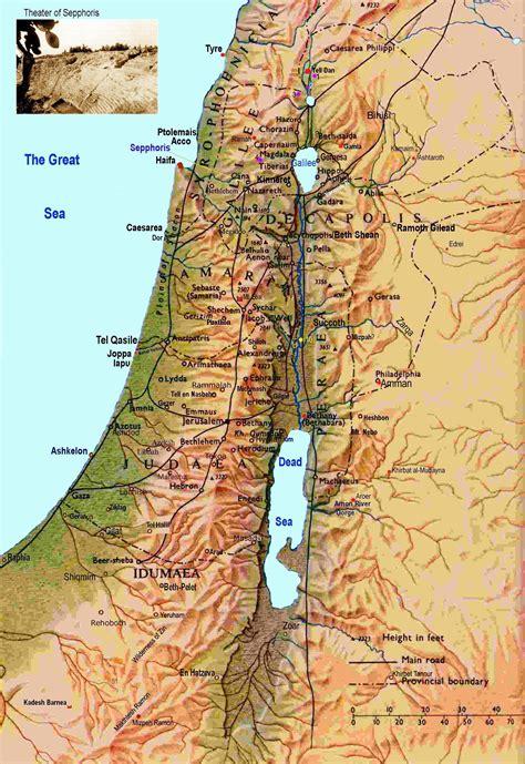 ancient map of jerusalem ancient map israel