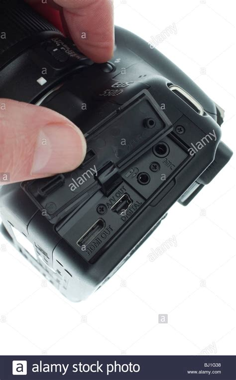 resetting canon t2i canon eos 550d interface ports for microphone remote