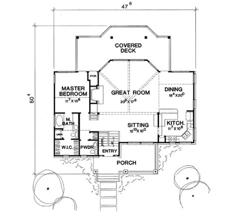 house plans with a view the lakeview 5402 2 bedrooms and 2 baths the house