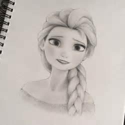 drawings of elsa from frozen elsa frozen fabulous drawing artsy fartsy