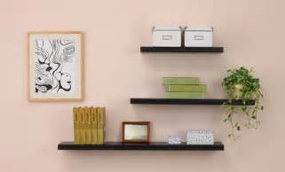 colored wall shelves wall mounted shelf with bracket buy floating