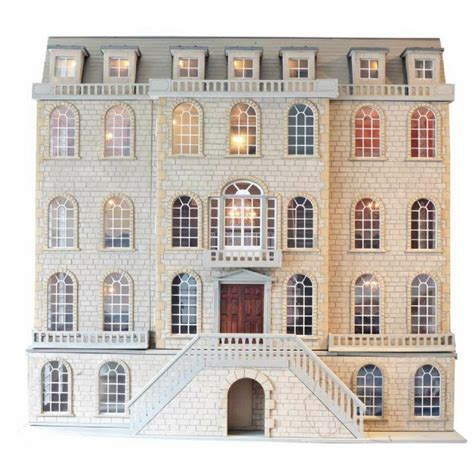 bromley dolls house downton manor dolls house kit from bromley craft products ltd dolls house