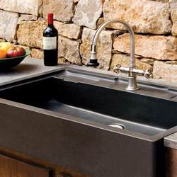 outdoor kitchen sinks salus outdoor kitchen sink forest