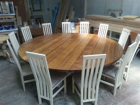 seater large  hoop base dining table