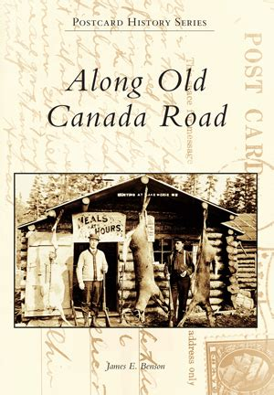 along roads i jing of a books along canada road by e benson arcadia
