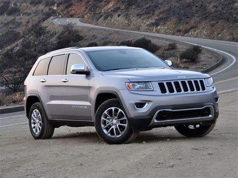 2014 jeep grand cherokee 2014 jeep grand cherokee test drive review cargurus