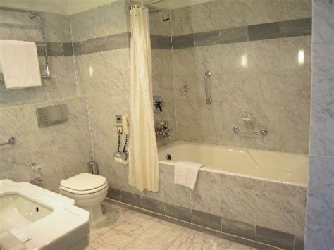 attached bathroom attached bathroom of the bedroom separate powder room in hallway picture of hotel bristol a