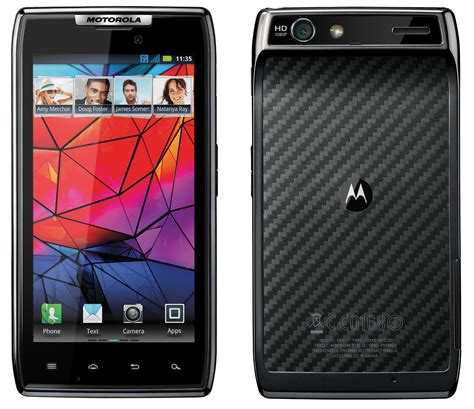 select users of gsm motorola razr and motorola razr maxx are receiving android 4 0 update