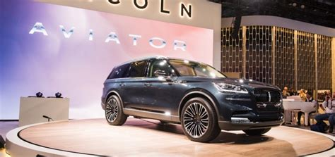 Ford Aviator 2020 by 2020 Lincoln Aviator Detroit Auto Show Used Car Reviews