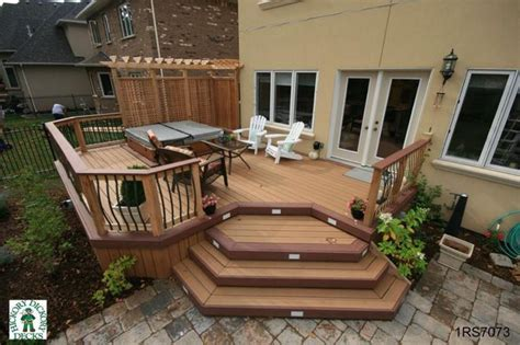 average height of a pergola medium size mid height 1 level spa deck with pergola and
