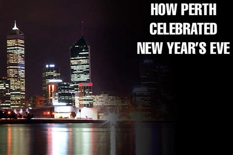 new year perth new years perth