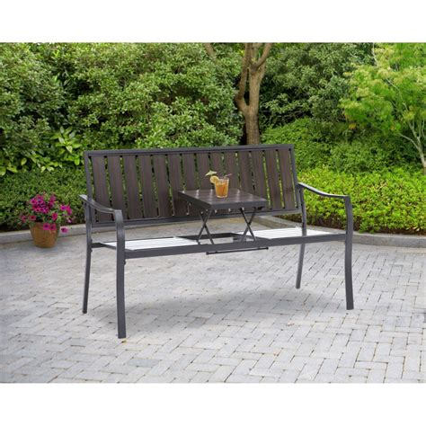 better homes and gardens outdoor wele garden bench walmart