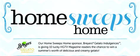 Lucky Magazine Sweepstakes - hgtv magazine home sweeps home sweepstakes
