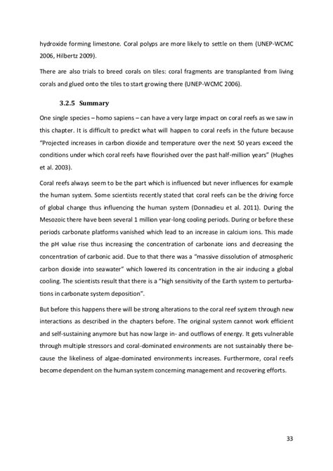 Coral Reef Essay by Coral Reef Term Paper