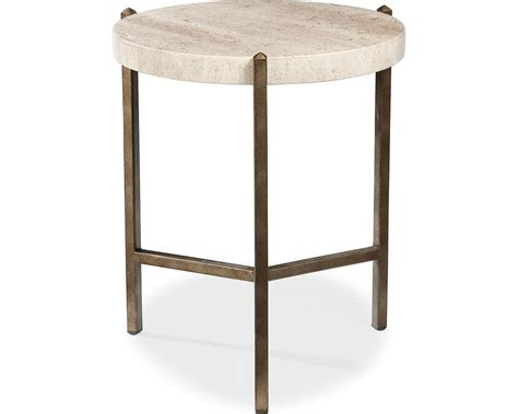 furniture accent tables round accent table living room furniture thomasville