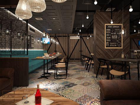 Studio House Industrial Vintage Lounge Bar Daw Interior