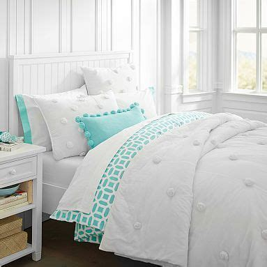 white puffy comforter crinkle puff quilt sham white m tween room