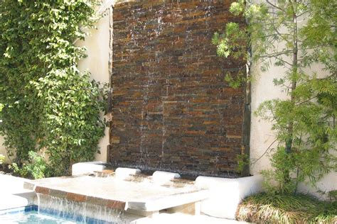 Wall Fountains Outdoors Fountain Design Ideas Garden Feature Wall Ideas