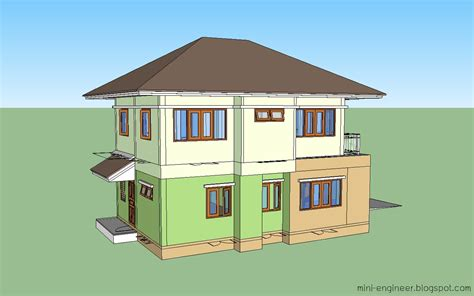 sketchup home design