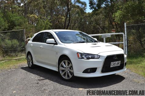 mitsubishi ralliart 2012 mitsubishi lancer ralliart sportback review