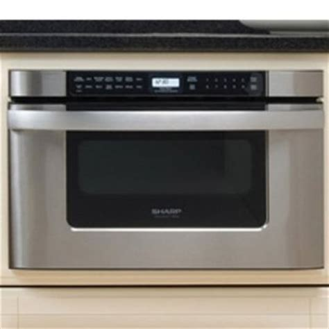 Sharp Insight Pro Microwave Drawer by Sharp Kb 6524ps Insight Pro Stainless 24 Quot Microwave Drawer