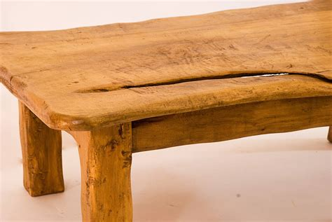 Handmade Wood Coffee Table - large handmade solid wooden coffee table by kwetu