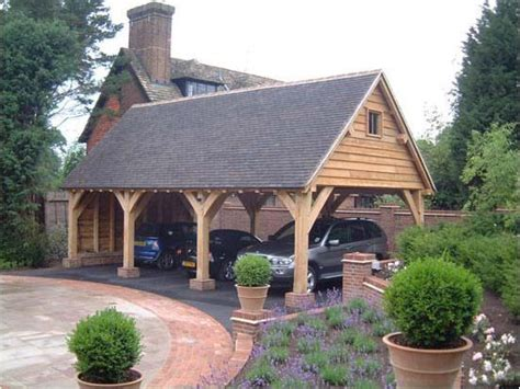 Open Garage Plans by 20 Stylish Diy Carport Plans That Will Protect Your Car