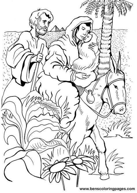 coloring page holy family holy family coloring page