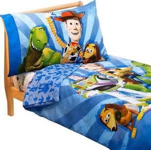 Toddler Bed Sheets Story Story Toddler Bedding Set Buzz Woody Comforter Sheets