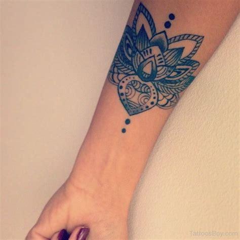 lotus wrist lotus tattoos designs pictures page 2
