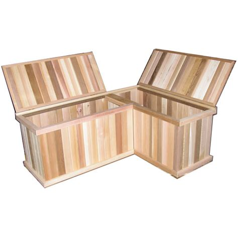 Corner Bench Corner Storage Benches Cedar Chest